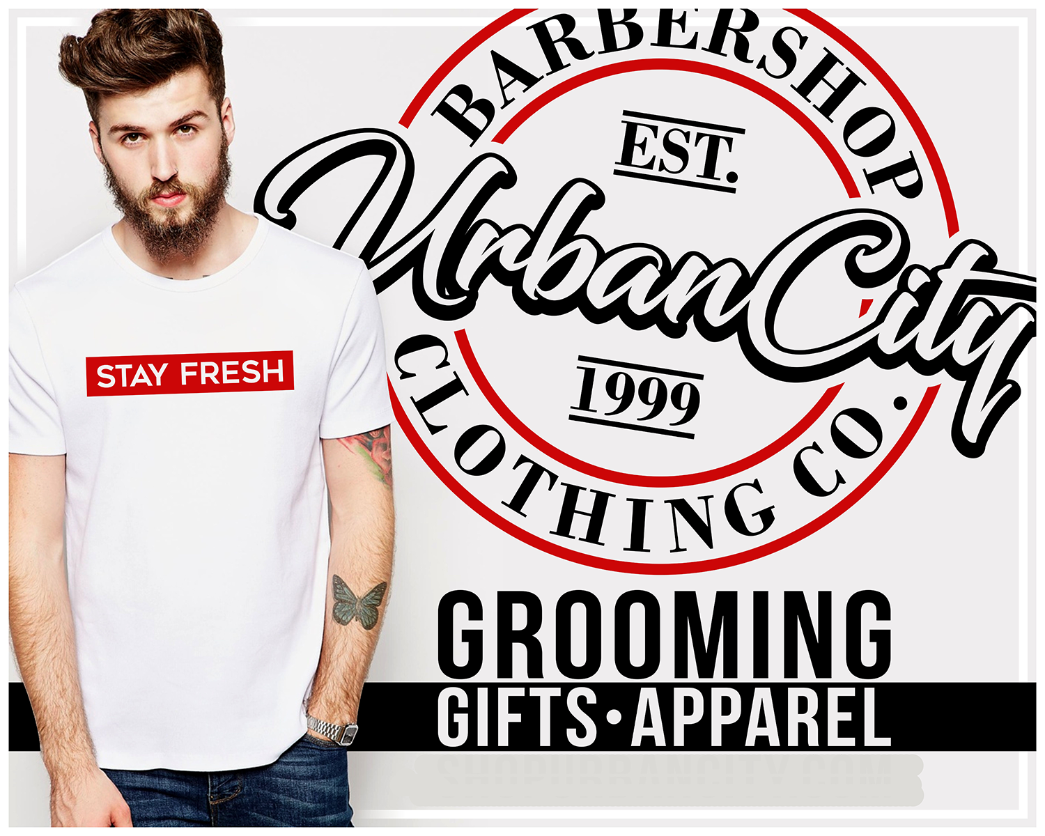 Urban City Barbershop | San Antonio\'s Best Haircuts for Men