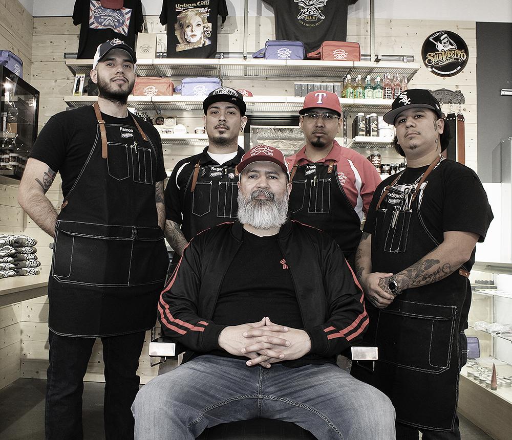 Urban City Barbershop San Antonios Best Haircuts For Men